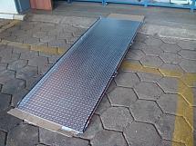 Rampa de Aço Galvanizado